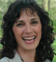 Author photo. Michelle Blum