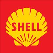 Author photo. Shell logo 1961-71