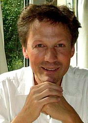 Author photo. Matthias Zschokke