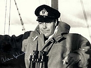Author photo. Capt. Alan J. Villiers