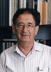 Author photo. Yehuda Bauer
