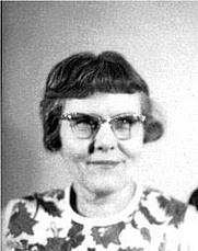 Author photo. Edna Walker Chandler