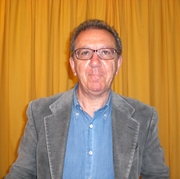 Author photo. Milano Nero