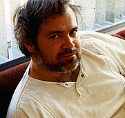 Author photo. Stephen Ames Berry