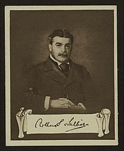 Author photo. Sir Arthur Seymour Sullivan<br>