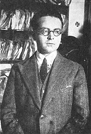 Author photo. By Anonymous - <a href=&quot;http://archiv.ucl.cas.cz/index.php?path=RozAvn/5.1929-1930/13-14/154.png&quot; rel=&quot;nofollow&quot; target=&quot;_top&quot;>http://archiv.ucl.cas.cz/index.php?path=RozAvn/5.1929-1930/13-14/154.png</a>, Public Domain, <a href=&quot;https://commons.wikimedia.org/w/index.php?curid=9604707&quot; rel=&quot;nofollow&quot; target=&quot;_top&quot;>https://commons.wikimedia.org/w/index.php?curid=9604707</a>