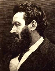 Author photo. Walter Bagehot (1826-1877)