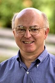 Author photo. Johns Hopkins University
