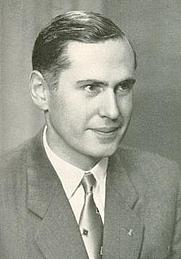 Author photo. A.M. Nagler (1907-1993)