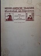 Nederlandsche taalgids : woordenboek van…