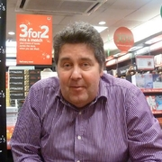 Author photo. Paul Chrystal at his book signing in York. Photo by <a href=&quot;/profile/r.orrison&quot; rel=&quot;nofollow&quot; target=&quot;_top&quot;>Randy Orrison</a>.