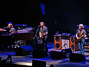 """Author photo. Phish on December 30, 2009 at the American Airlines Arena in Miami Florida. Left to right: Page McConnell, Trey Anastasio and Mike Gordon. Photo by Dan Shinneman By Dan Shinneman - <a href=""""https://www.flickr.com/photos/danshinneman/4239054629/?reuploaded=1"""" rel=""""nofollow"""" target=""""_top"""">https://www.flickr.com/photos/danshinneman/4239054629/?reuploaded=1</a>, CC BY-SA 3.0, <a href=""""https://commons.wikimedia.org/w/index.php?curid=9483852"""" rel=""""nofollow"""" target=""""_top"""">https://commons.wikimedia.org/w/index.php?curid=9483852</a>"""
