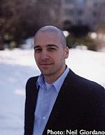 Author photo. Photo by Neil Giordano