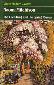 he Corn King and the Spring Queen cover