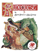 Runequest 2nd Edition by Steve Perrin