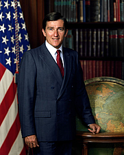 Author photo. Official U.S. Navy Portrait (Wikimedia Commons)