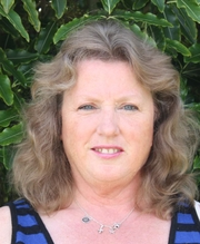 Author photo. Christina Matson (Author)