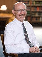 Author photo. Union Theological Seminary