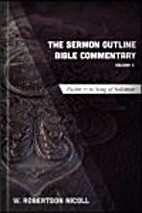 The Sermon Outline Bible Commentary, Vol. 3:…