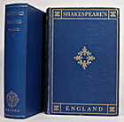 Shakespeare's England by Sir Walter…