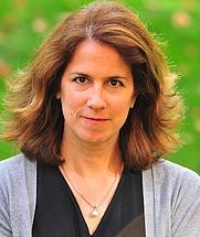 Author photo. Sarah Albee