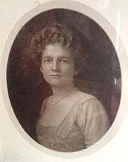 Author photo. Narcissa Niblack circa 1911