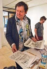 Author photo. Daily Hampshire Gazette