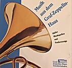 Musik aus dem Graf-Zeppelin-Haus by Hafler…