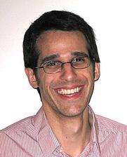 Author photo. Ben H. Winters