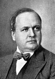 Author photo. Anton Wilhelm Brøgger