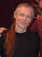 Author photo. Alex Grey (by Dan Allison, 2006)