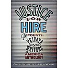 Justice for Hire: The Fourth Private Eye…