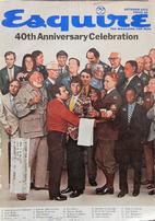 Esquire Magazine - 40th Anniversary…