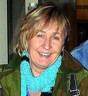 Author photo. Sylvi Inez Liljegren