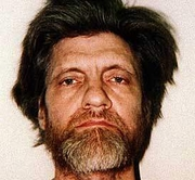 Author photo. <a href=&quot;http://en.wikipedia.org/wiki/Image:Unabomber1.jpg&quot;>Wikipedia</a>