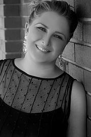 Author photo. Juliet M Sampson