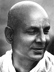 Author photo. Uncredited image found at <a href=&quot;http://www.sivananda.org/teachings/swami-sivananda.html&quot; rel=&quot;nofollow&quot; target=&quot;_top&quot;>Sivanda Yoga Vedanta Center website</a>