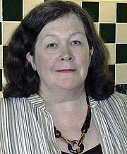 Author photo. Maggie Craig