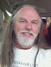 Author photo. Michael Hague