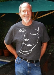 Author photo. &quot;My friend Greg Gorman sporting my JUST ASK t-shirt.&quot; <a href=&quot;http://www.flickr.com/people/reggiebibbs/&quot; rel=&quot;nofollow&quot; target=&quot;_top&quot;>Reggie Bibbs</a>