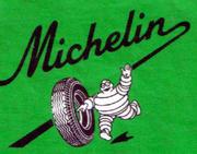 Author photo. Michelin [1969]