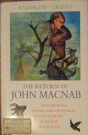 The Return of John Macnab cover