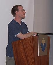 Author photo. <a href=&quot;http://en.wikipedia.org/wiki/User:Haukurth&quot;>Haukurth</a>