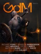 Grimdark Magazine #4 by Adrian Collins