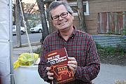 """Author photo. SXSW 2009, photo by <A HREF=""""http://www.shashi.name/"""">Shashi Bellamkonda</A>"""