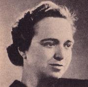 Author photo. Mabel Seeley (1903–1991)