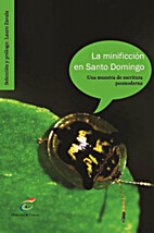 La minificción en Santo Domingo. Una…