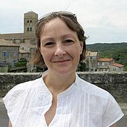 Author photo. Elizabeth M. Collingham
