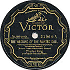 WEDDING OF THE PAINTED DOLL/BROADWAY MELODY…