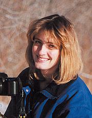 Author photo. Tamara Eder [credit: Lone Pine Publishing]